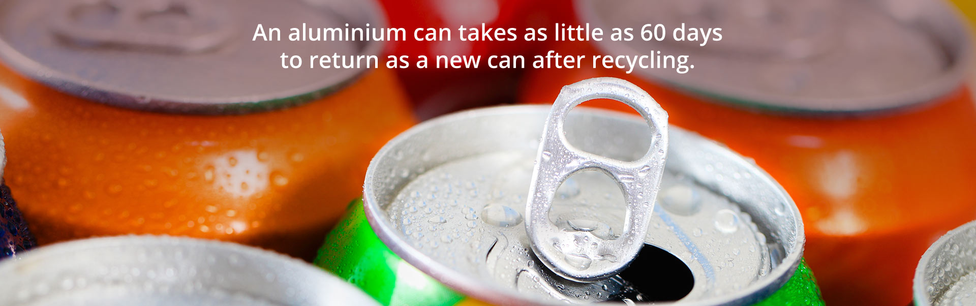 new can recycling